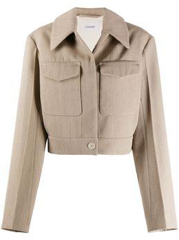Lemaire укороченная куртка-рубашка W204OW272LF528