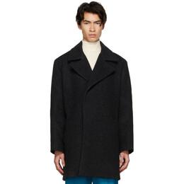Gmbh Grey Wool Coat FATHI