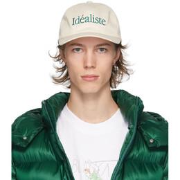 Casablanca Off-White Idealiste Cap AF20-HAT-002