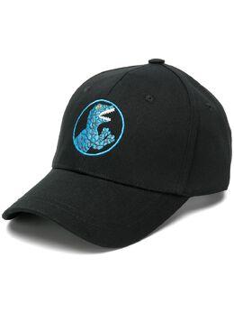 Paul Smith кепка с вышитым динозавром M2A987CADINO79