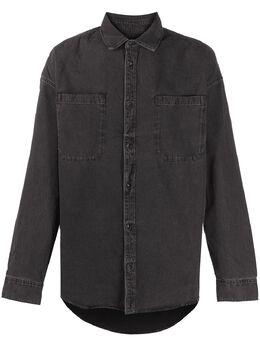 Allsaints рубашка Trellick TRELLICKMR007T