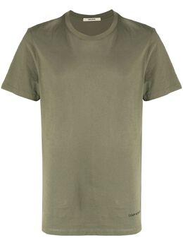 Zadig & Voltaire футболка с фотопринтом WJTS1805H