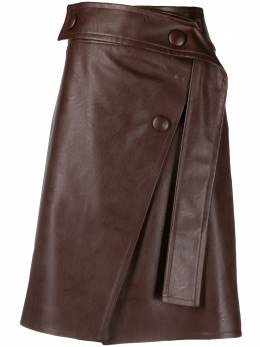 Stella McCartney юбка А-силуэта 602301SJB14