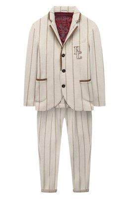 Кашемировый костюм Brunello Cucinelli BL852A108C