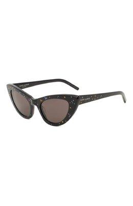 Солнцезащитные очки Saint Laurent SL 213 LILY