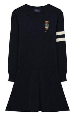 Хлопковое платье Polo Ralph Lauren 313799961