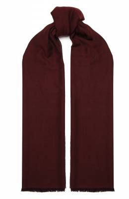 Шарф из шерсти и кашемира Zegna Couture Z8L61/28G