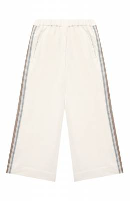 Кашемировые брюки Brunello Cucinelli BA927E427C