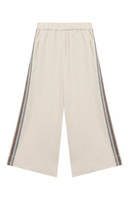 Кашемировые брюки Brunello Cucinelli BA927E427B