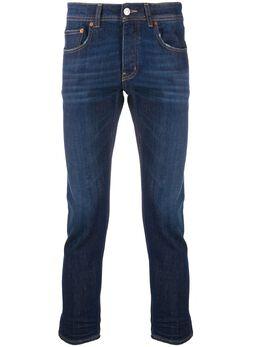 Haikure укороченные джинсы скинни HEM03164DS042