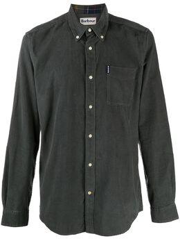 Barbour рубашка на пуговицах MSH4761GY53