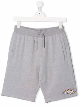 Kenzo Kids шорты с эластичным поясом KN25568