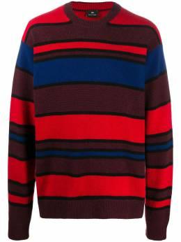 Paul Smith multicolour stripe jumper M2R166UE21092