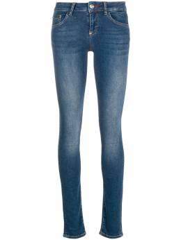 Philipp Plein джинсы скинни с кристаллами A20CWDT1462PDE004N