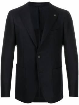 Tagliatore однобортный пиджак 1SVS22K44UIG044