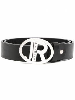John Richmond ремень с пряжкой-логотипом RMA20307CIEB