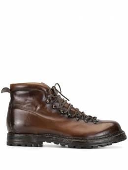 Officine Creative ботинки на шнуровке OCUKONT003AERCAH203