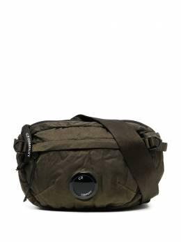 C.P. Company Kids поясная сумка с логотипом 09CMAC108A005269G