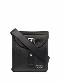 Versace Jeans Couture сумка-мессенджер с пряжкой E1YZBB3471741