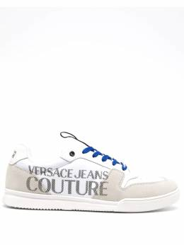 Versace Jeans Couture кеды с логотипом EE0YZBSO1E71843