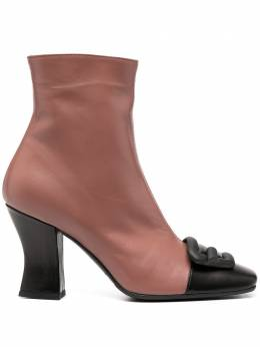 Roberto Festa Boras colour-block ankle boots BORAS