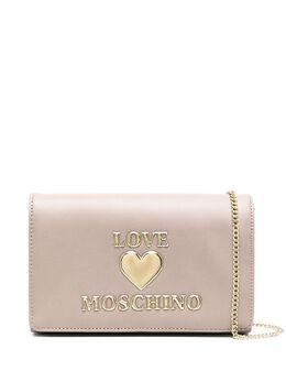 Love Moschino сумка на плечо с логотипом JC4057PP1BLE0