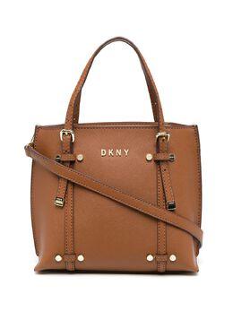 DKNY сумка-тоут с логотипом R03E1J55