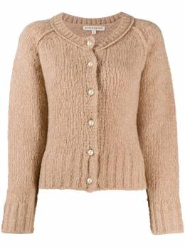 Alexa Chung faux pearl-embellished cardigan P20KN21KNWS901