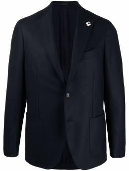 Lardini однобортный пиджак IM528AEIMRP55597