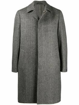 Lardini однобортное пальто IM23689AIMRP55693