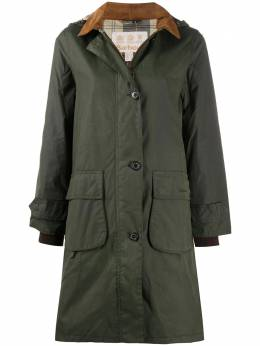 Barbour Kudzu hooded parka LWX1063