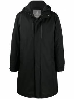 Lardini куртка на молнии с капюшоном IMJ05IMY55751