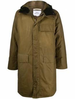 Barbour пальто с карманами MWX1732MWX