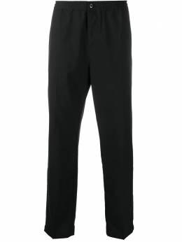 Stussy брюки Bryan с эластичным поясом 116447