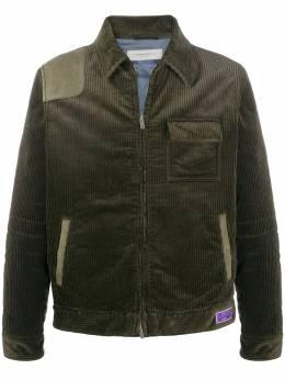 Golden Goose вельветовая куртка со стеганой подкладкой GMP00315P00026535578