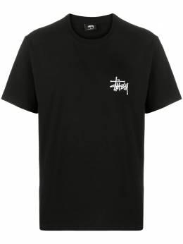 Stussy футболка Waiter с принтом 1904588