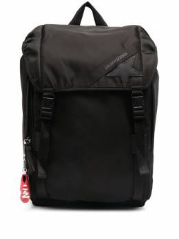 Golden Goose рюкзак с нашивкой-логотипом GMA00147A00014690100