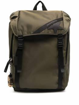 Golden Goose рюкзак с нашивкой-логотипом GMA00147A00014635674