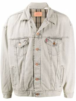Levi's джинсовая куртка с вышивкой 18871D0000