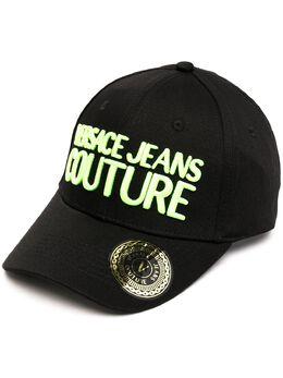 Versace Jeans Couture бейсболка с логотипом E8GZAK1085075
