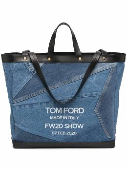 Tom Ford сумка-тоут T Screw L1401TIDE003