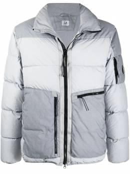C.P. Company Lens embellished down jacket 09CMOW060A005783M