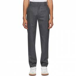 Isabel Marant Grey Slimy Trousers PA1817-20H017H
