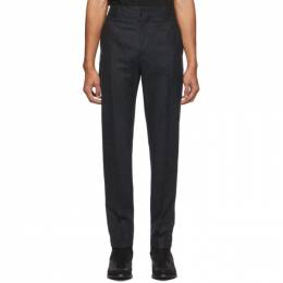 Isabel Marant Black Faded Slimy Trousers PA1817-20H017H