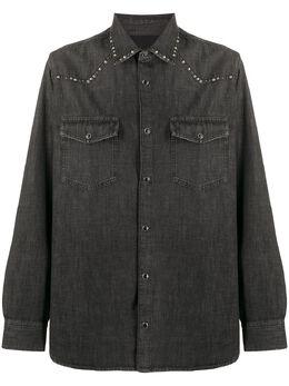 Golden Goose рубашка с заклепками GMP00294P00017590100