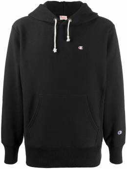 Champion embroidered logo hoodie 215214