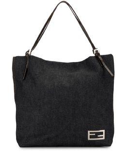 Fendi Pre-Owned сумка-тоут с логотипом FF 234826633099