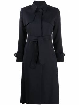 Sandro belted trench coat SFPOU00130
