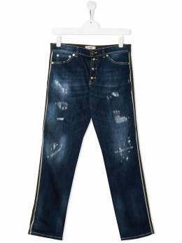 Dondup Kids TEEN two-tone jeans YP276BDS0107XAX1