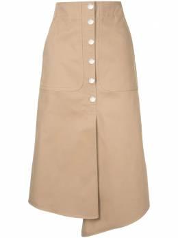 Tibi юбка А-силуэта P220MY5176